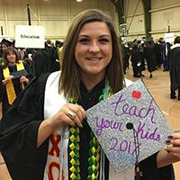 Erin Bender FCS graduate